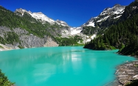 Blanca Lake wallpaper 1920x1200 jpg