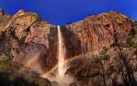 Bridalveil Fall wallpaper 2880x1800 jpg