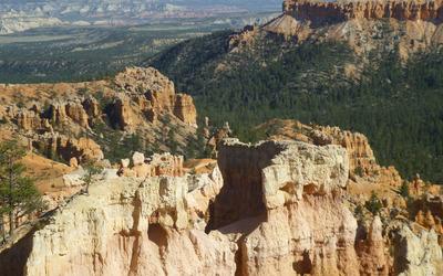 Bryce Canyon National Park [6] wallpaper