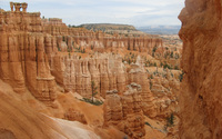 Bryce Canyon National Park wallpaper 2560x1600 jpg