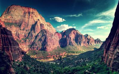 Canyons wallpaper