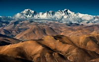 Cho Oyu, The Himalayas wallpaper 1920x1200 jpg