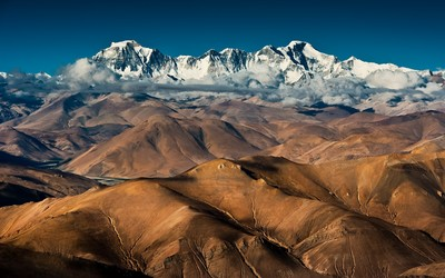 Cho Oyu, The Himalayas wallpaper