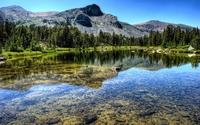 Clear Lake wallpaper 1920x1200 jpg
