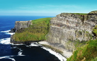 Cliffs of Moher wallpaper 1920x1080 jpg