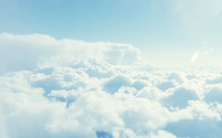 Clouds wallpaper 2560x1600 jpg
