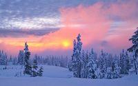 Cold winter morning wallpaper 1920x1080 jpg