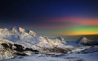 Colorful sunset wallpaper 1920x1200 jpg