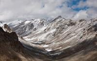 Cordillera Blanca wallpaper 2560x1600 jpg