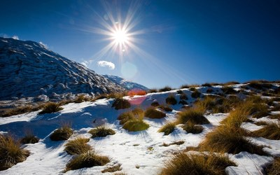 Coronet Peak wallpaper