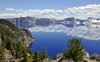 Crater Lake wallpaper 1920x1200 jpg
