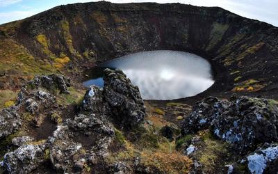 Crater lake [2] wallpaper