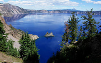 Crater Lake National Park [3] wallpaper 1920x1200 jpg