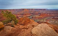 Dead Horse Point State Park wallpaper 2560x1600 jpg