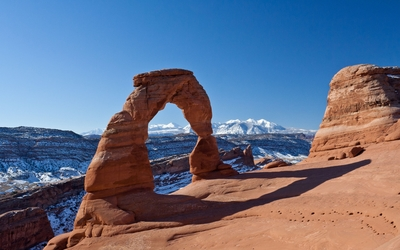 Delicate Arch wallpaper