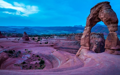 Delicate Arch [2] wallpaper