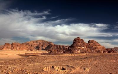 Desert [2] wallpaper