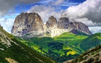 Dolomites wallpaper 1920x1200 jpg