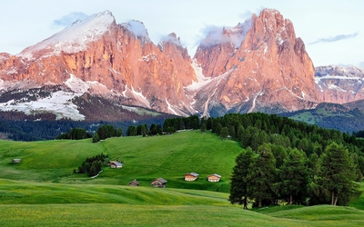 Dolomites [2] wallpaper