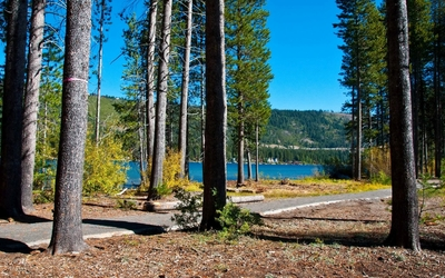 Donner Memorial State Park wallpaper