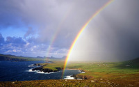 Double rainbow wallpaper 1920x1080 jpg