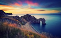 Durdle Door [2] wallpaper 2560x1600 jpg