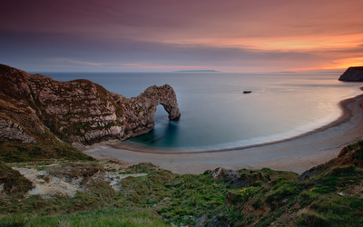 Durdle Door, Jurassic Coast wallpaper