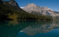Emerald Lake [3] wallpaper 2560x1600 jpg