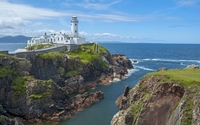 Fanad Lighthouse wallpaper 1920x1200 jpg