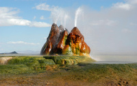 Fly Geyser wallpaper 2560x1600 jpg