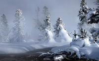 Fog on the mountain wallpaper 1920x1080 jpg