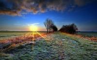 Frozen field wallpaper 1920x1200 jpg