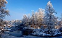Frozen river [2] wallpaper 1920x1080 jpg