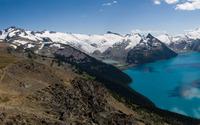 Garibaldi Lake, Canada [4] wallpaper 1920x1200 jpg