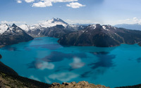 Garibaldi Lake, Canada [2] wallpaper 1920x1200 jpg