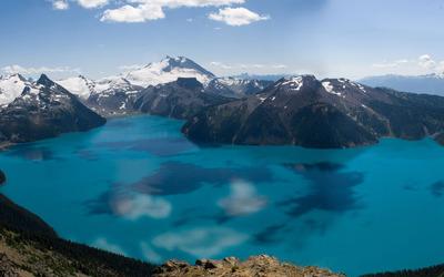 Garibaldi Lake, Canada [2] Wallpaper