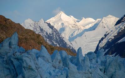 Glacier Bay National Park and Preserve, Alaska wallpaper
