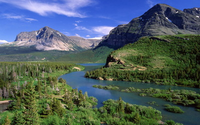 Glacier National Park wallpaper