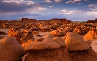 Goblin Valley State Park wallpaper 1920x1200 jpg