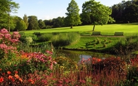 Golders Hill Park wallpaper 1920x1200 jpg