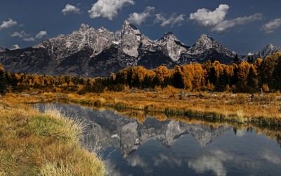 Grand Teton National Park [6] wallpaper
