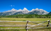 Grand Teton National Park [8] wallpaper 3840x2160 jpg