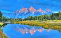 Grand Teton National Park [7] wallpaper 1920x1200 jpg