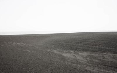 Gray sand wallpaper