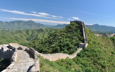 Great Wall of China [3] wallpaper
