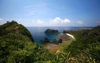 Green Island, Taiwan wallpaper 1920x1200 jpg