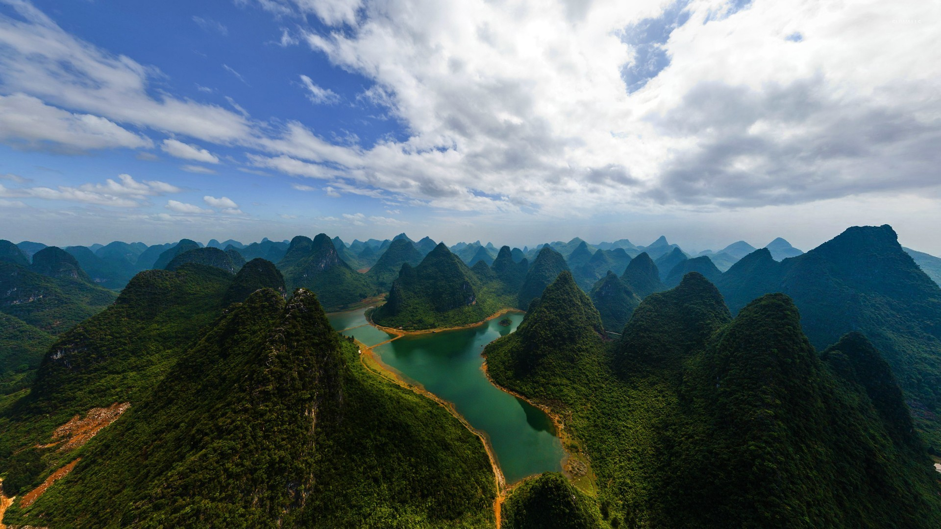 Guilin China  city pictures gallery : Guilin, China wallpaper Nature wallpapers #26055