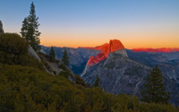 Half Dome [5] wallpaper 1920x1200 jpg