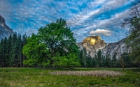 Half Dome [4] wallpaper 1920x1200 jpg