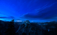 Half Dome, Yosemite National Park wallpaper 2880x1800 jpg